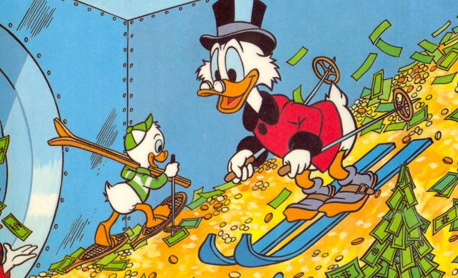 scrooge mcduck black firday