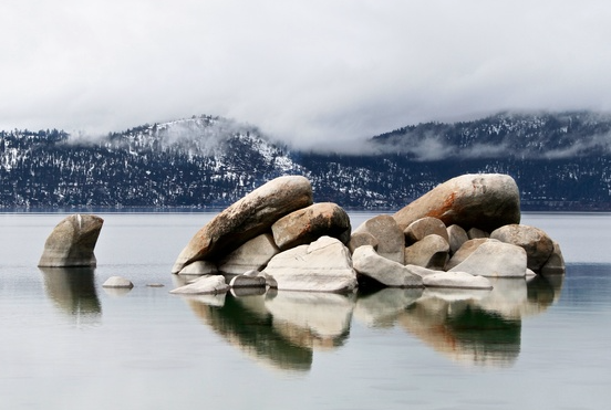 Tahoe in Winter // Photography