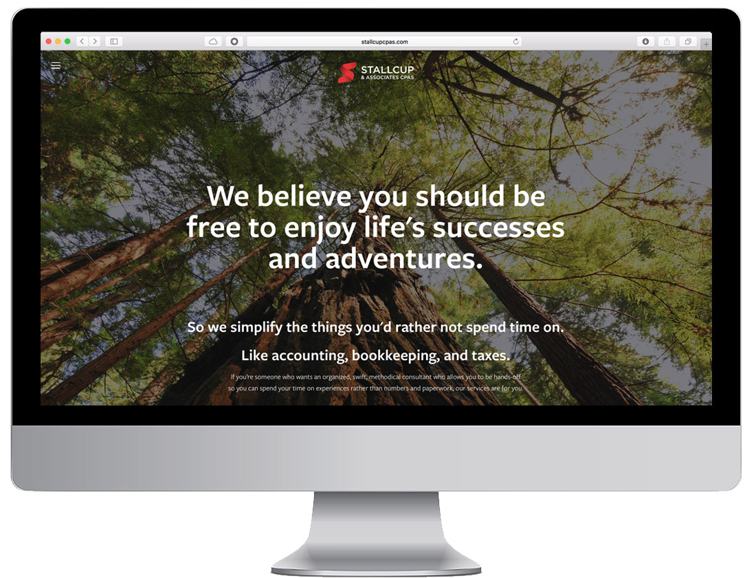 Stallcup Accountant Website
