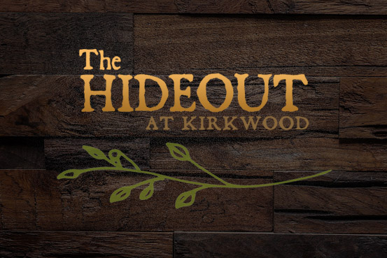 The Hideout // Branding and Web Development