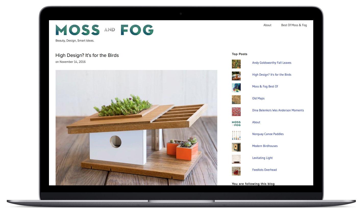 Moss & Fog